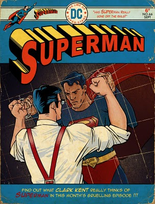 a comparison of the character of superman and jesus christ Jesus never made a mistake he knows all things, created all things and has authority and power over all things  20 reasons jesus is the true superhero.