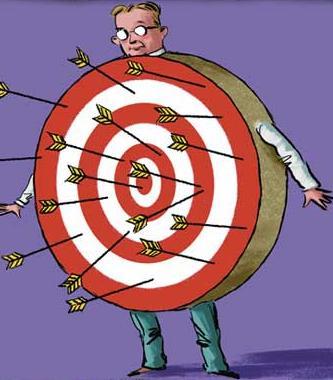 # target